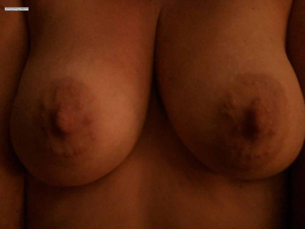 Small Tits Of My Wife Little Momm