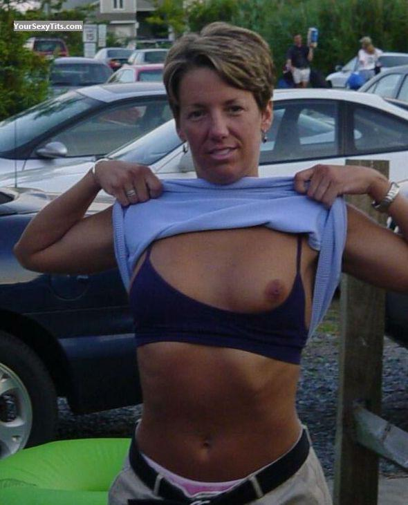 Small Tits Topless My Aunt