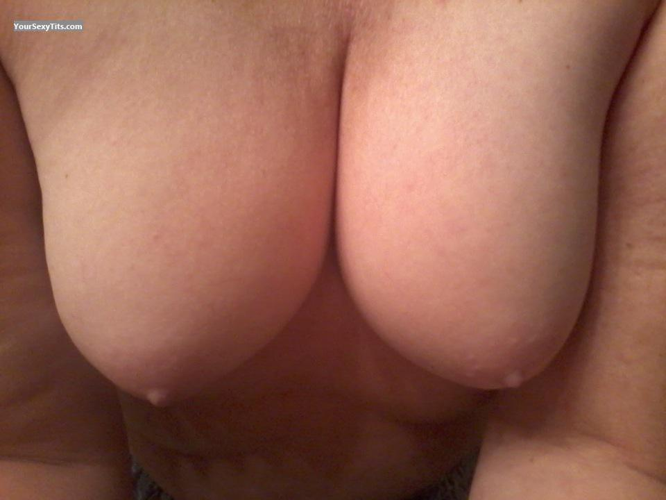 Tit Flash: My Small Tits (Selfie) - BJ from United States