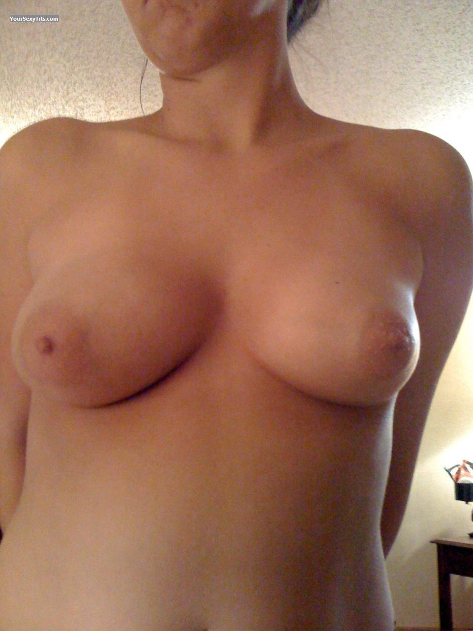 Tit Flash: Small Tits - Coll from United States