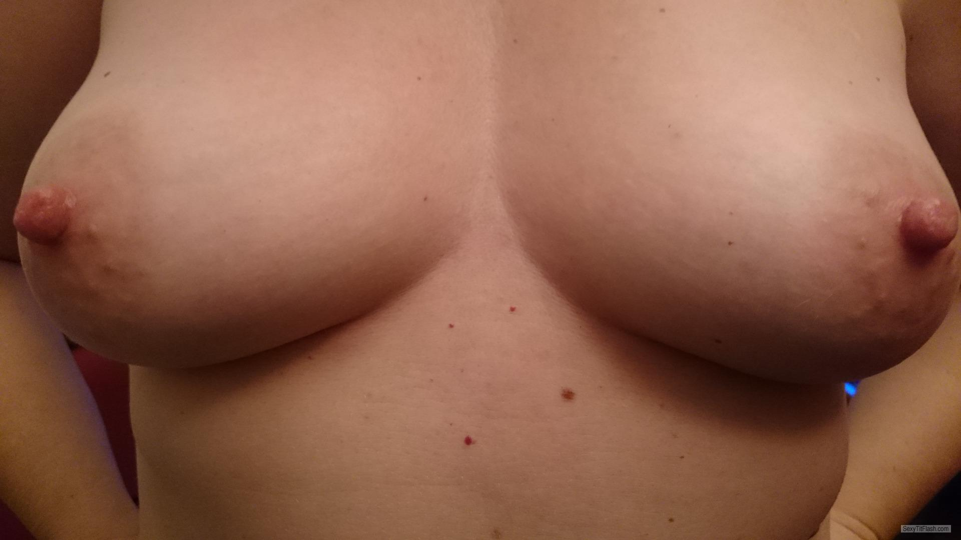 My Medium Tits Elisa