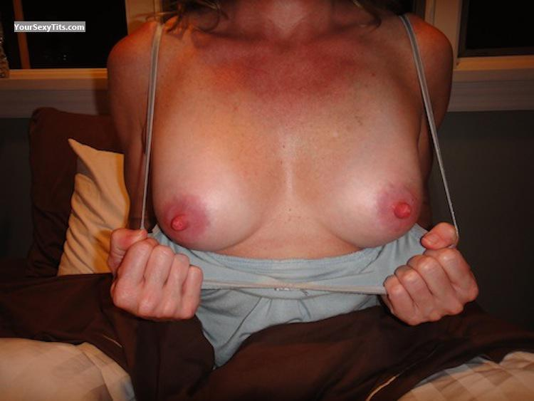 Small Tits Sexy Wife