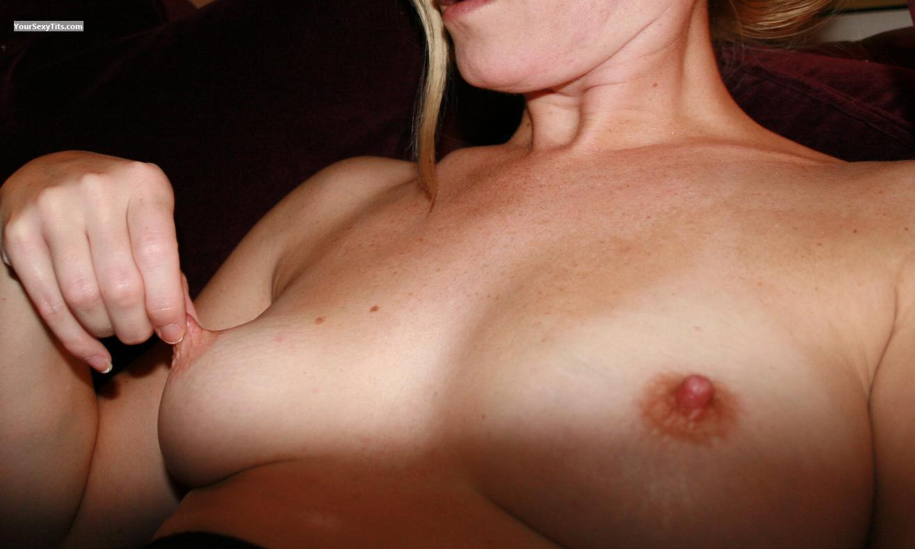 Tit Flash: My Small Tits - Perfect B from United States
