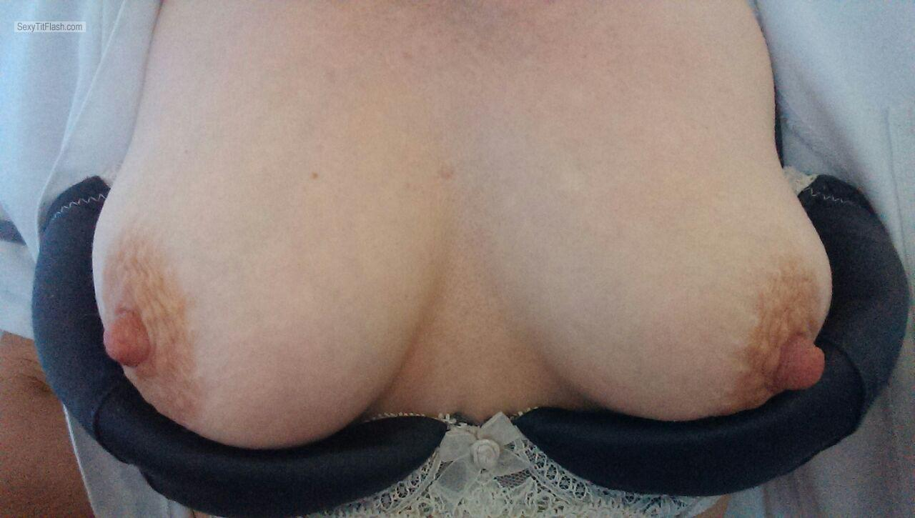 My Small Tits Selfie by A Wife