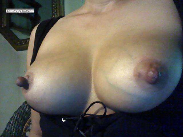 My Small Tits Selfie by Hot Momma