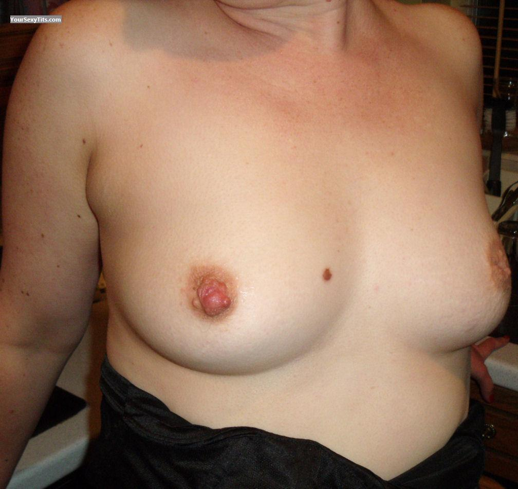 Small Tits Of My Wife Kittster