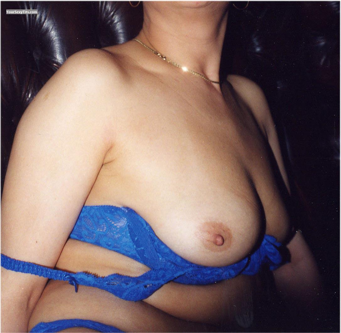 Small Tits Of My Wife Maria