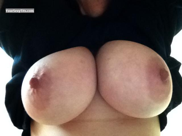 My Very big Tits Selfie by Babybug
