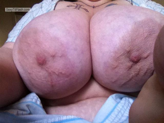 My Very big Tits Selfie by Their Mom