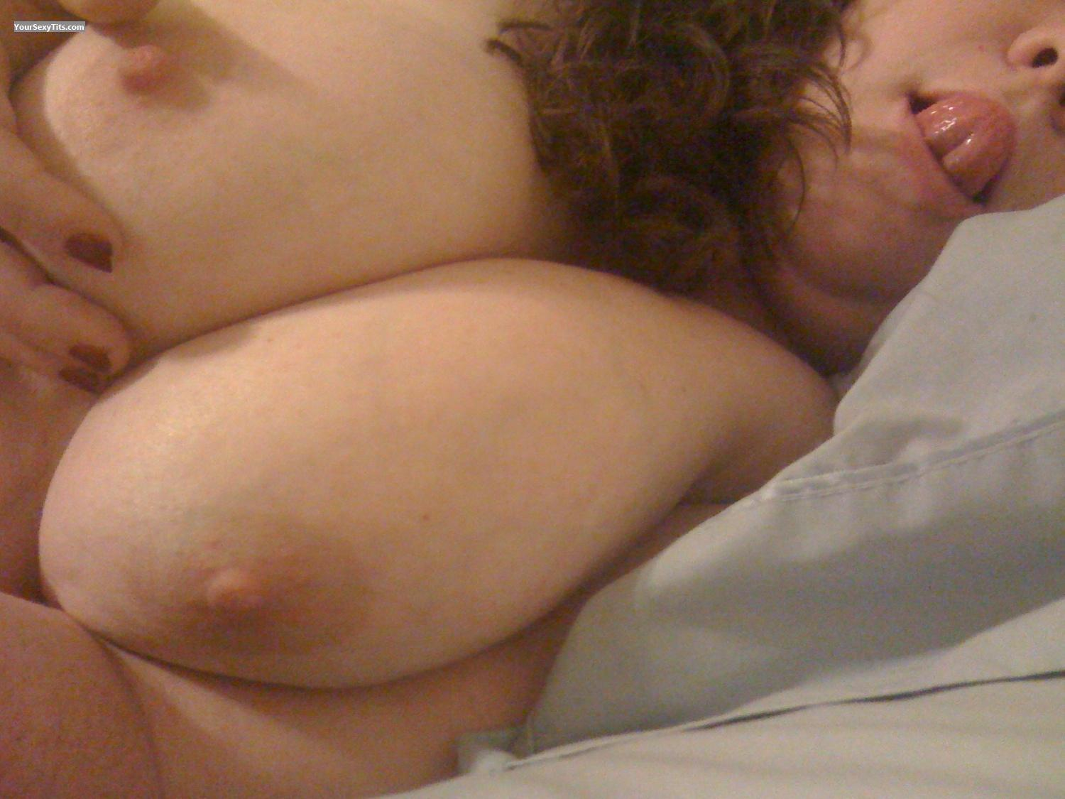 My Very big Tits Selfie by Lovemydd