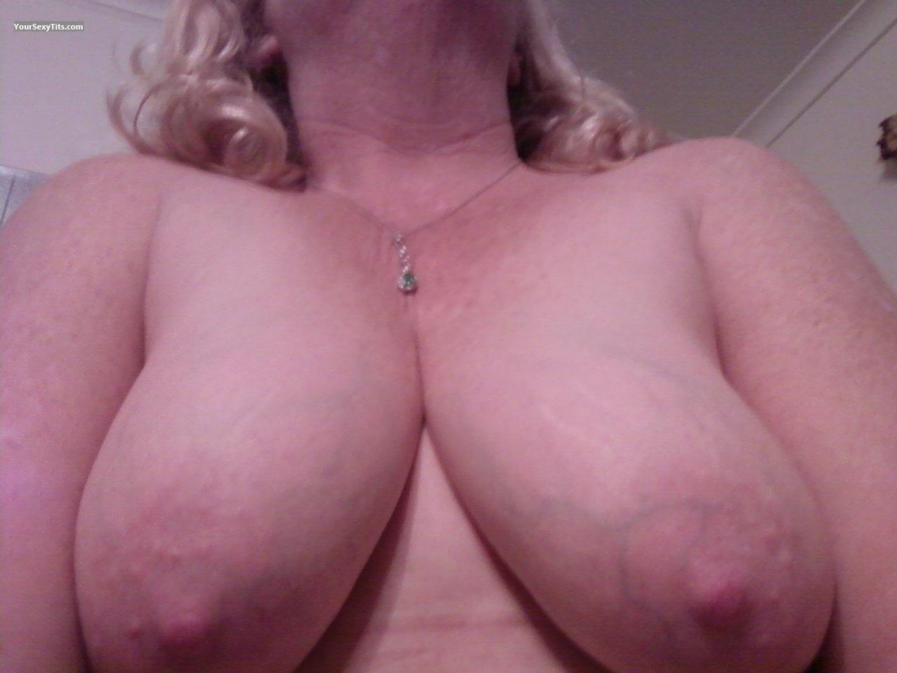 My Very big Tits Selfie by Jb