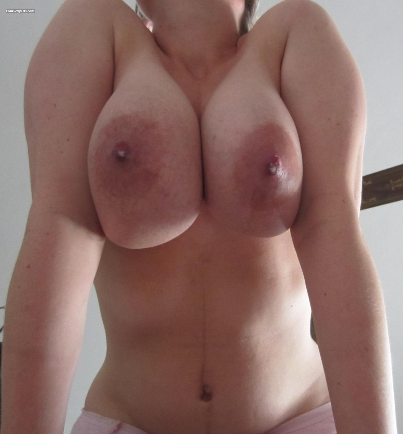 Very big Tits Lady Love