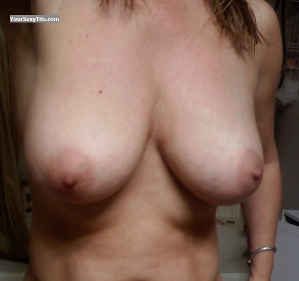Tit Flash: Medium Tits By IPhone - Natural51 from United States