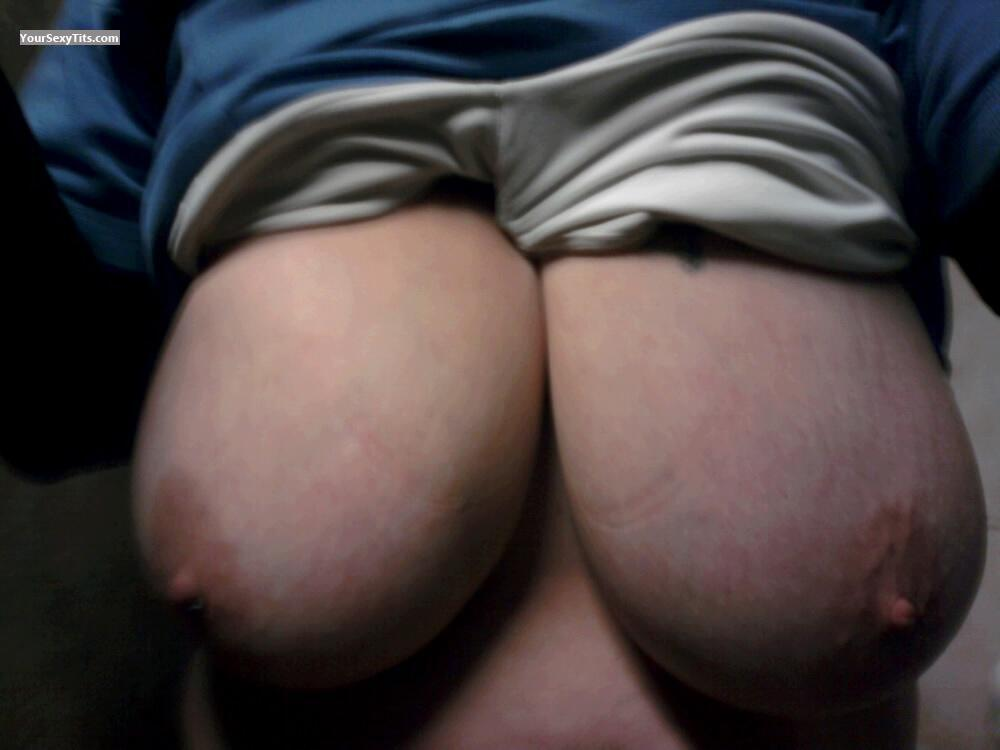 My Very big Tits Selfie by Lady Fiona