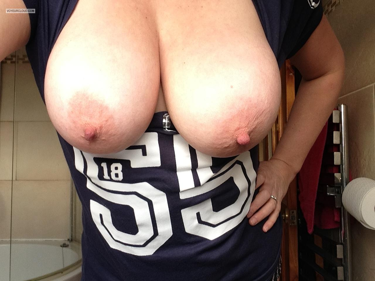 My Very big Tits Selfie by Hazel
