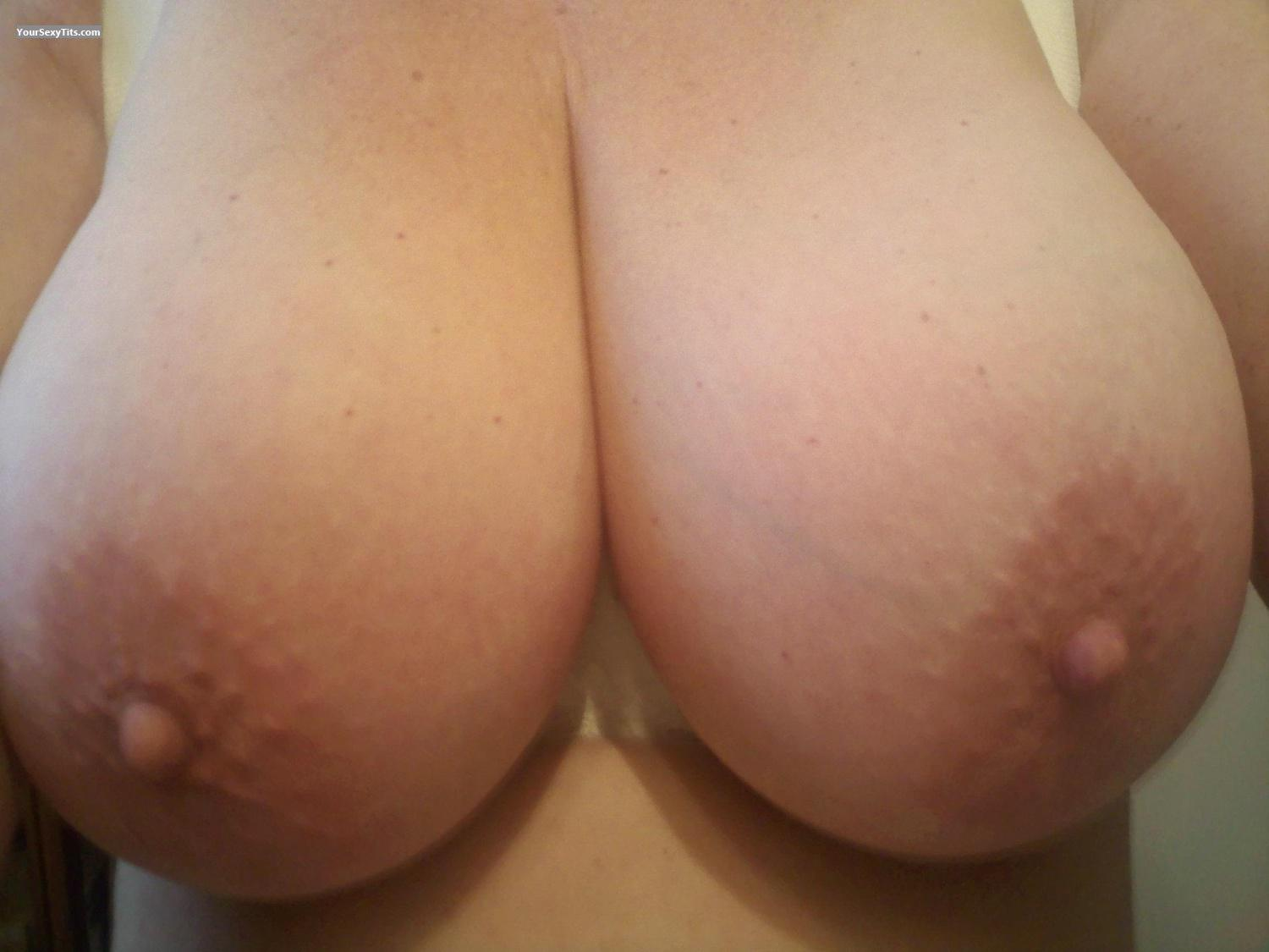 My Very big Tits Selfie by Ms. Night