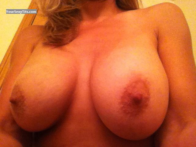 My Very big Tits Selfie by Gsot