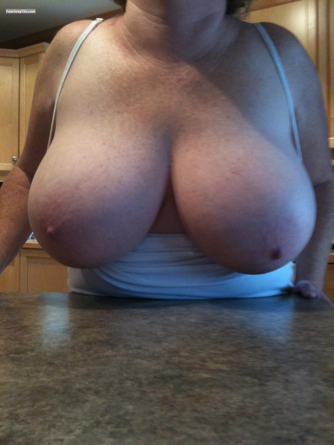 Very big Tits Canada's Finest