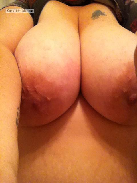 My Big Tits Selfie by Maw Maw