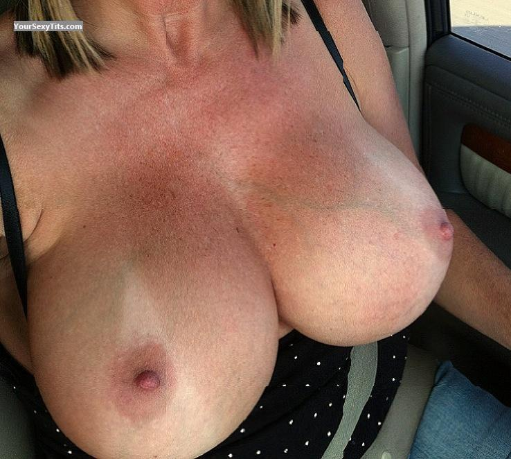 My Very big Tits Selfie by TotallyHaute