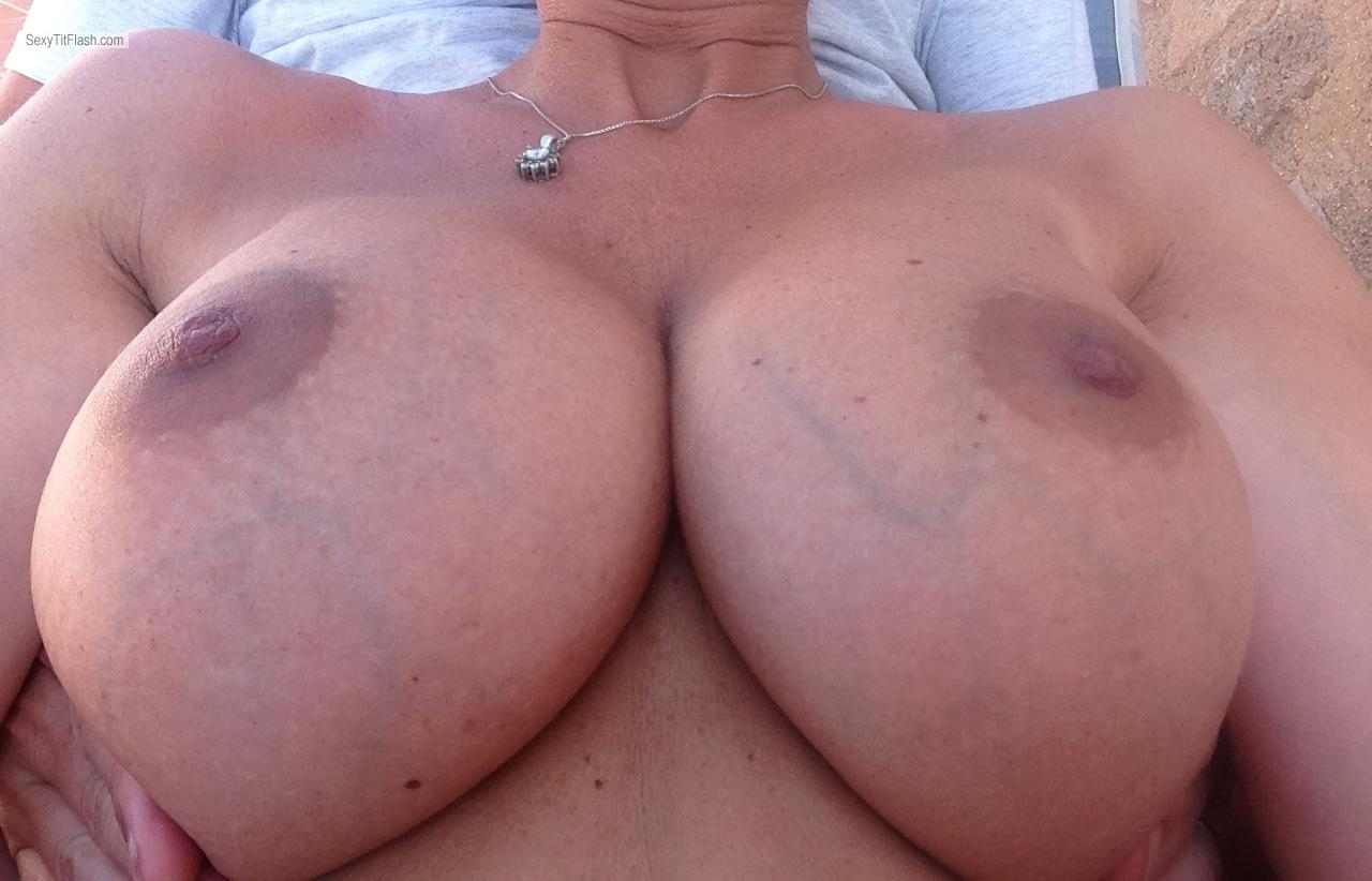 My Very big Tits Selfie by Loo