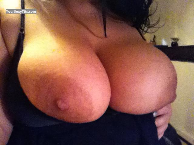 My Very big Tits Selfie by Lady Dee