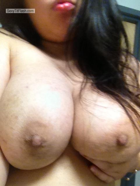 My Very big Tits Selfie by Asian J