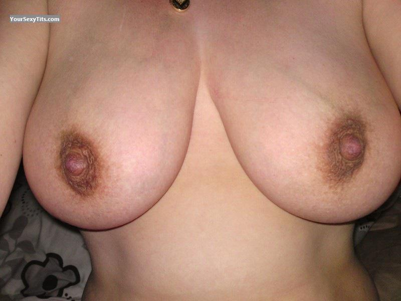 My Very big Tits Selfie by Sann