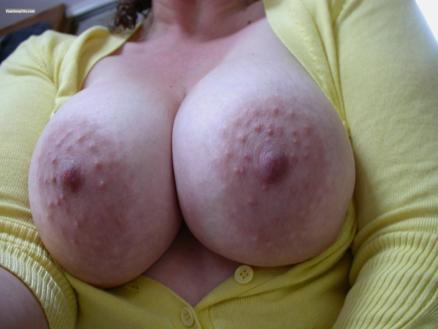 Tit Flash: My Very Big Tits (Selfie) - Jennii from Australia