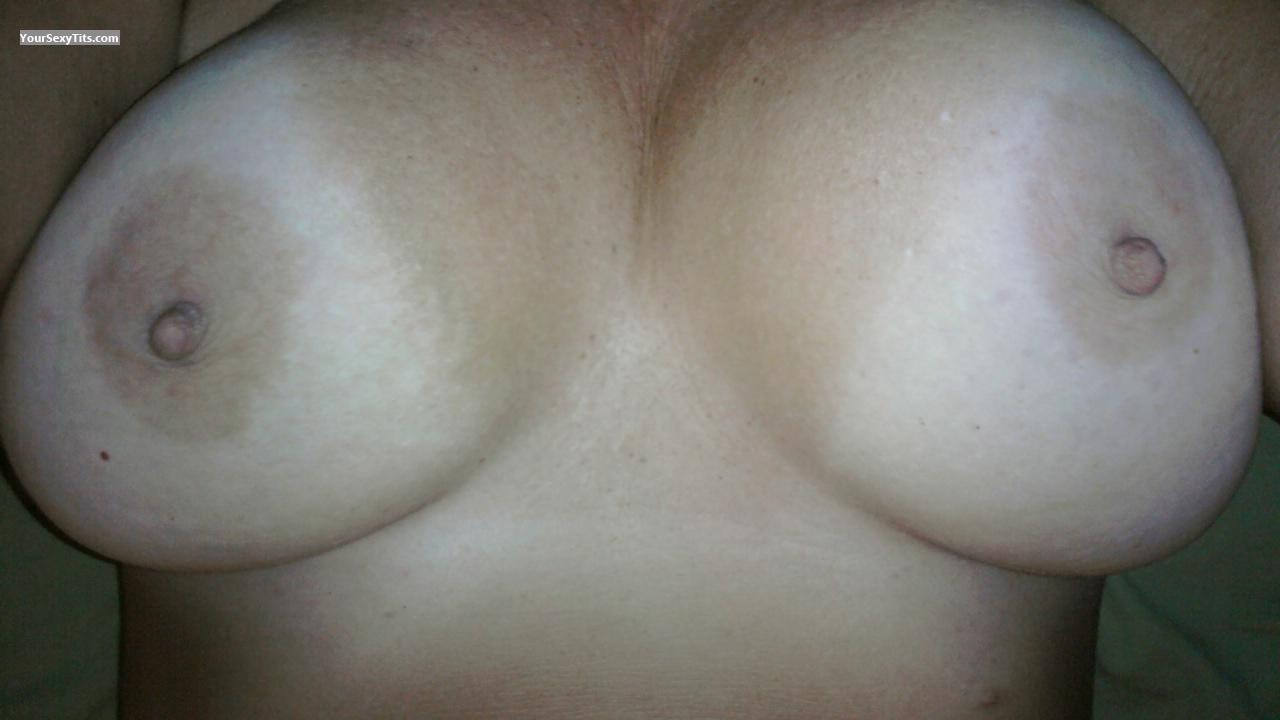 Tit Flash: My Very Big Tits (Selfie) - Sweet Thang from United States