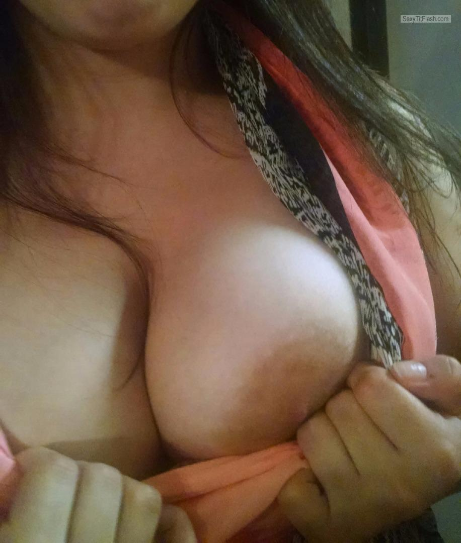 Very big Tits Of My Wife Zsaz