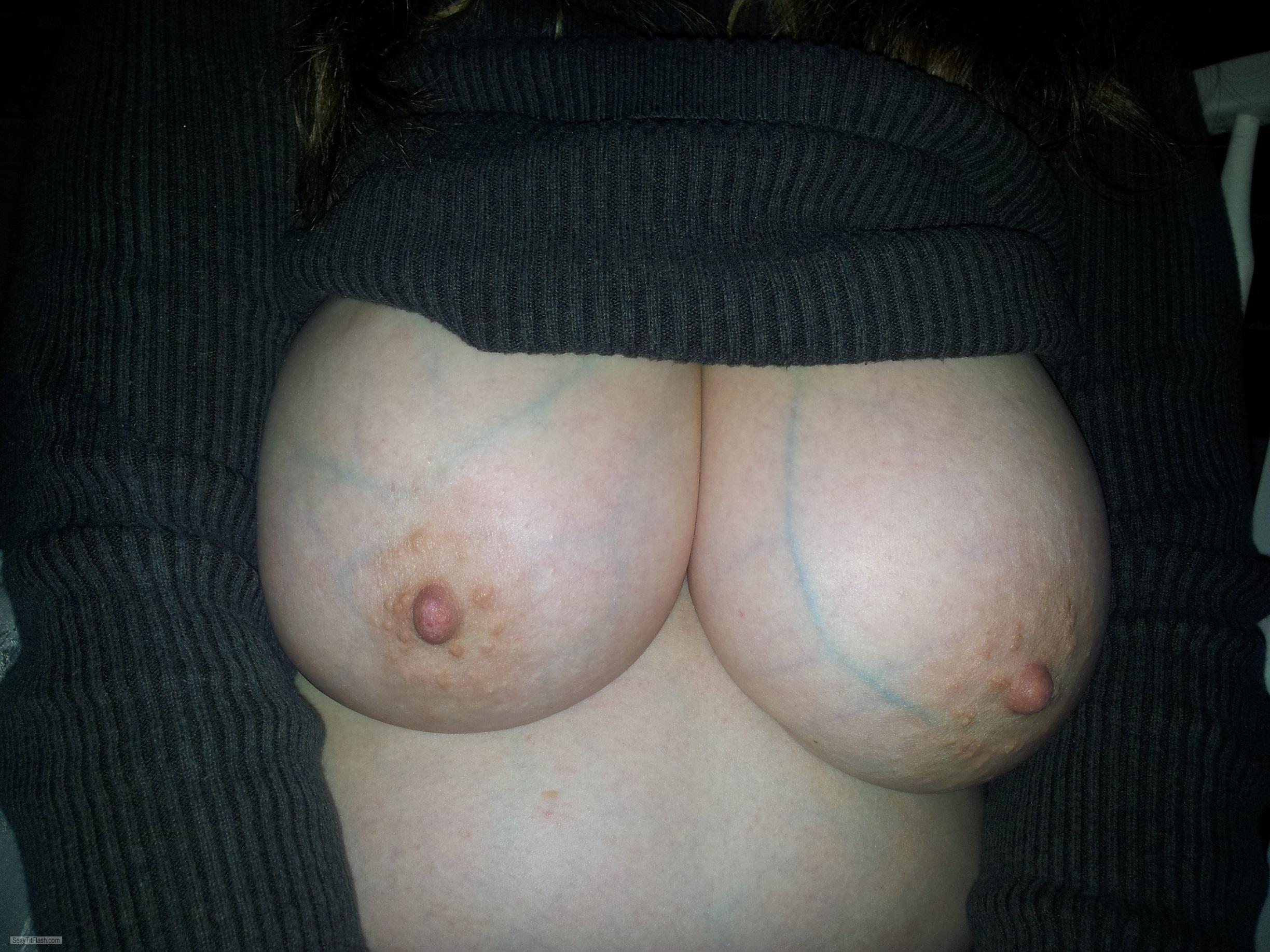 Very big Tits Of My Wife Rosie
