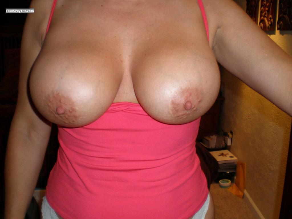 Tit Flash: Very Big Tits - George13 from United States