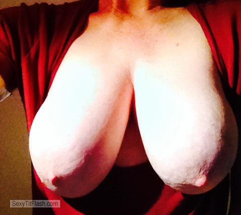 My Very big Tits Selfie by Crazyboobs