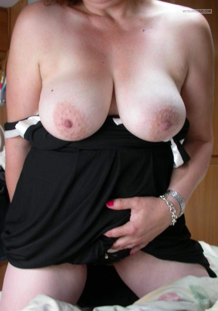 Tit Flash: My Very Big Tits - Curvy-lick-ious from Australia