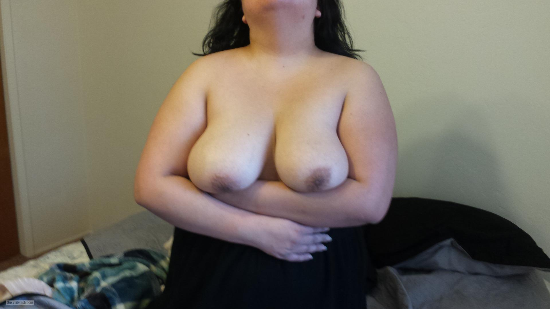 Very big Tits Of My Wife Christie