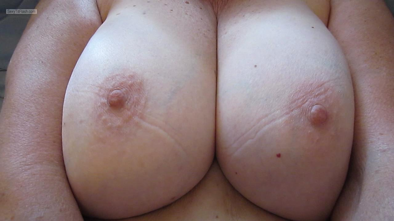 Very big Tits Of My Room Mate Betty-lou