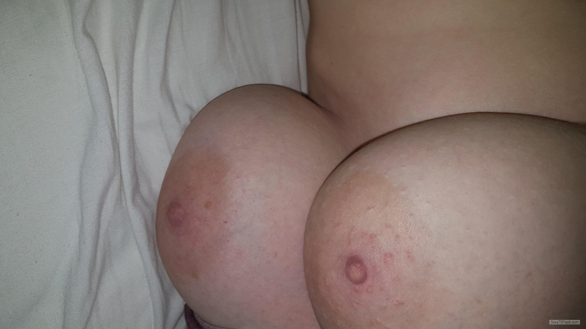 Very big Tits Of My Wife My Wife