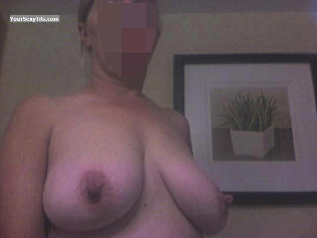 My Very big Tits Selfie by MILF Rack