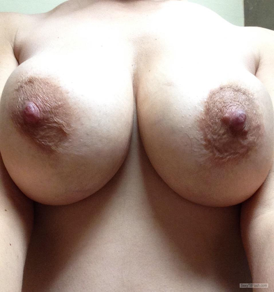 My Very big Tits Selfie by Mystery