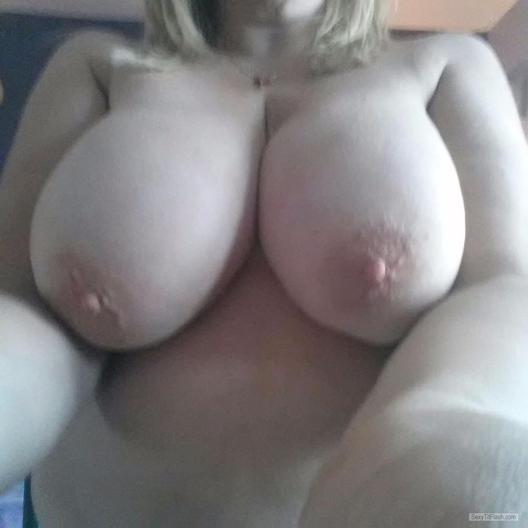 Very big Tits Of A Friend Fun B