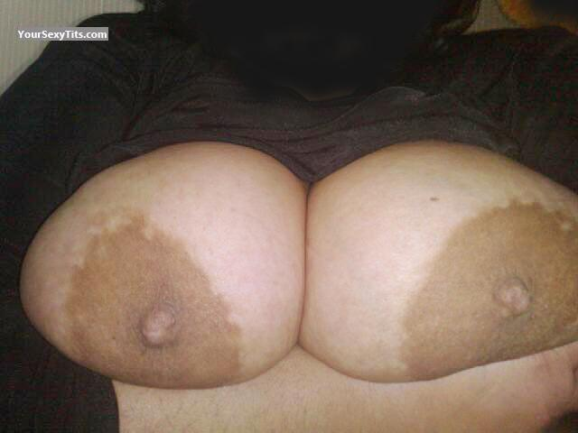 Very big Tits Of My Girlfriend Tette Enormi