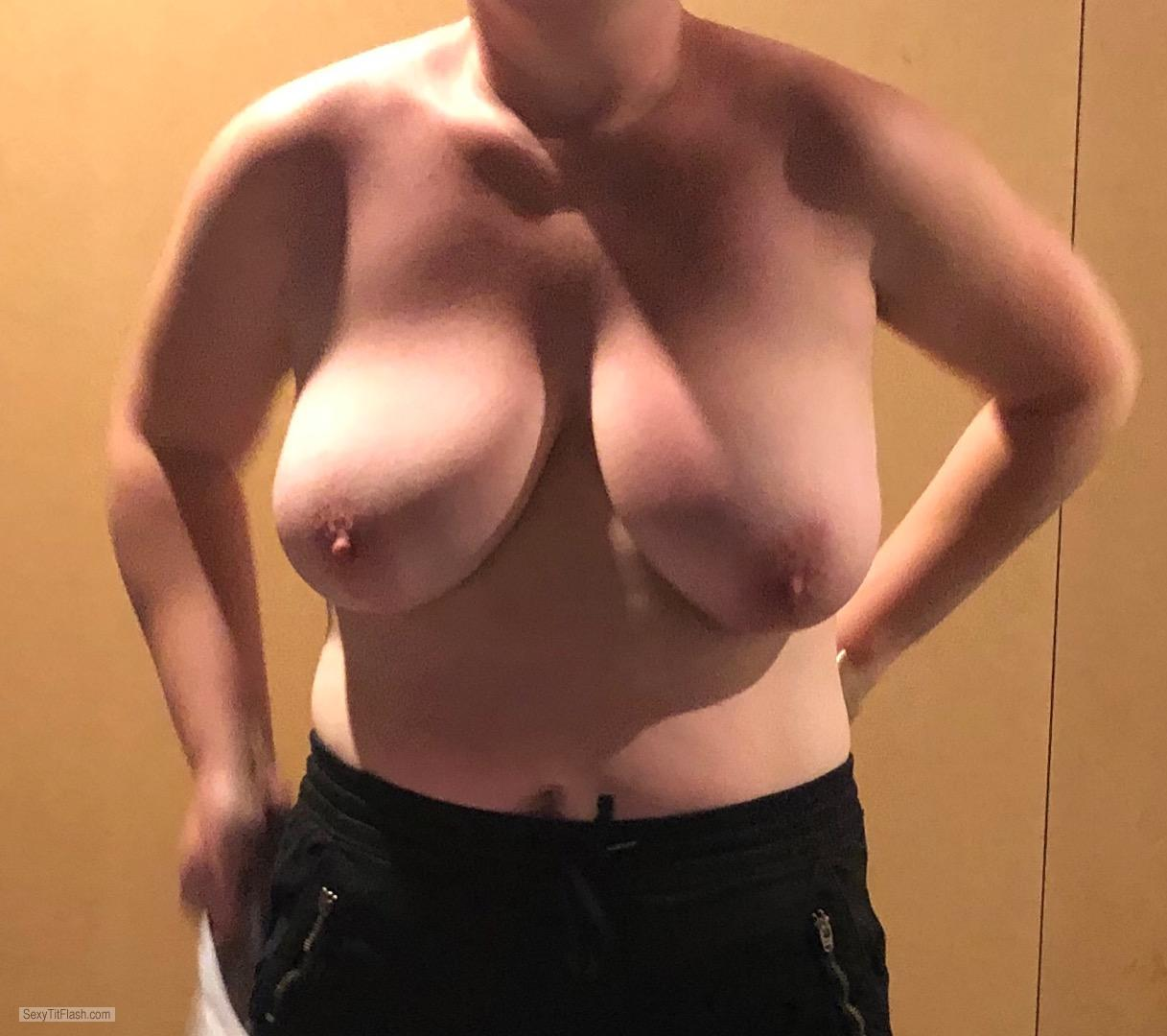 Tit Flash: My Very Big Tits - Deadpool574 from Australia