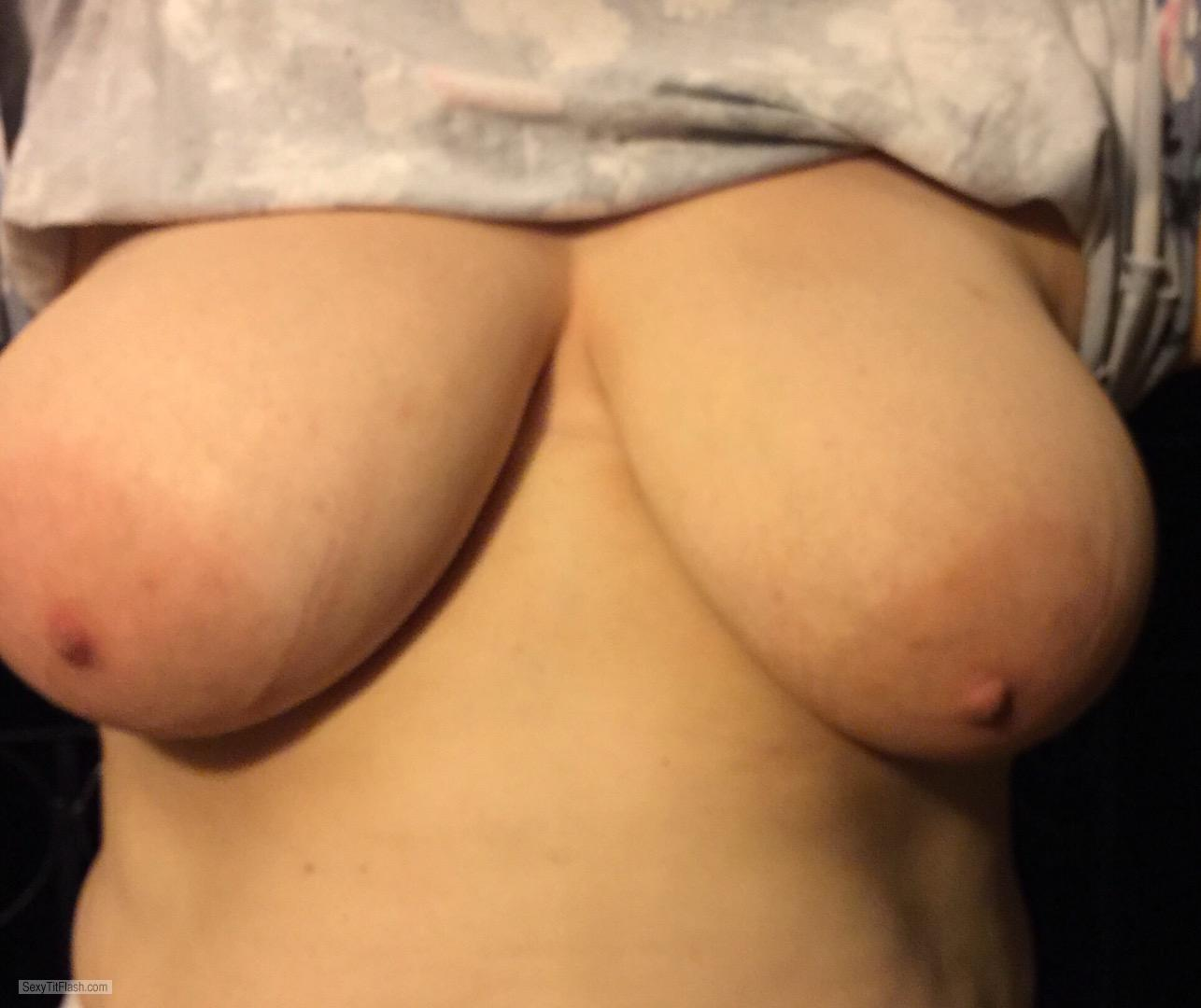 Very big Tits Of My Wife Booblover