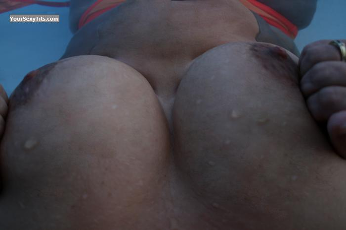 Tit Flash: My Very Big Tits - TexCpl30 from United States