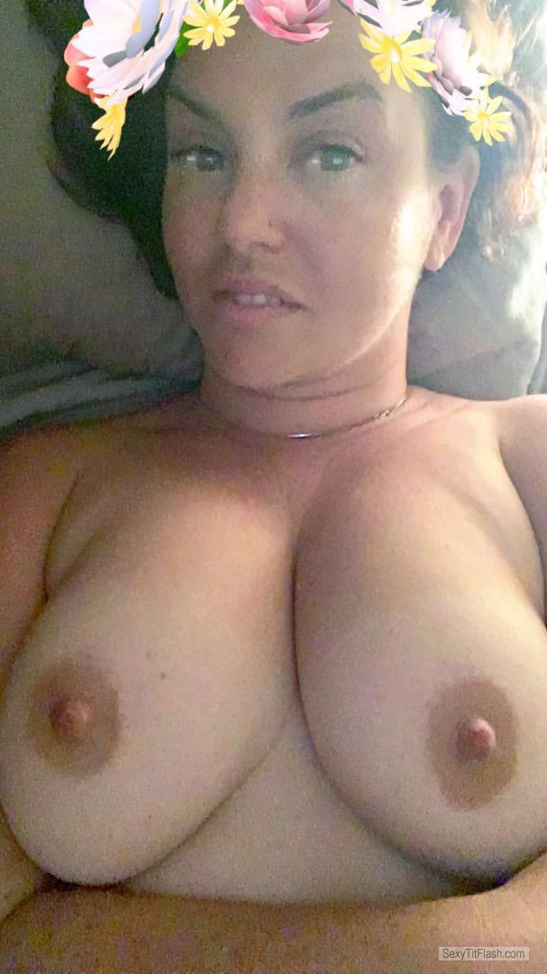 My Very big Tits Topless Sexy L