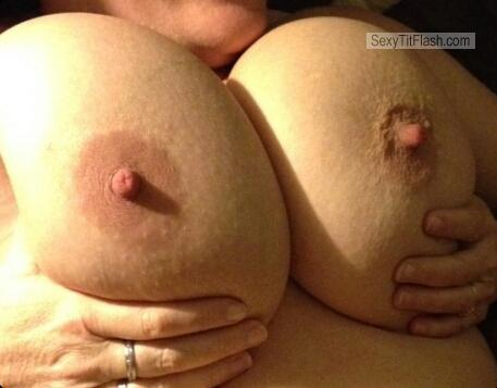 Very big Tits Of My Wife Daytona
