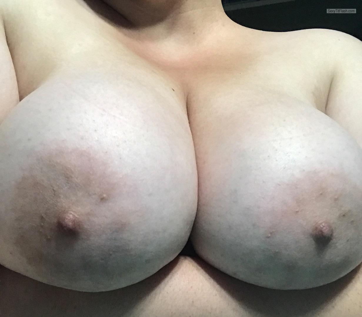 My Very big Tits Selfie by Horny Anon