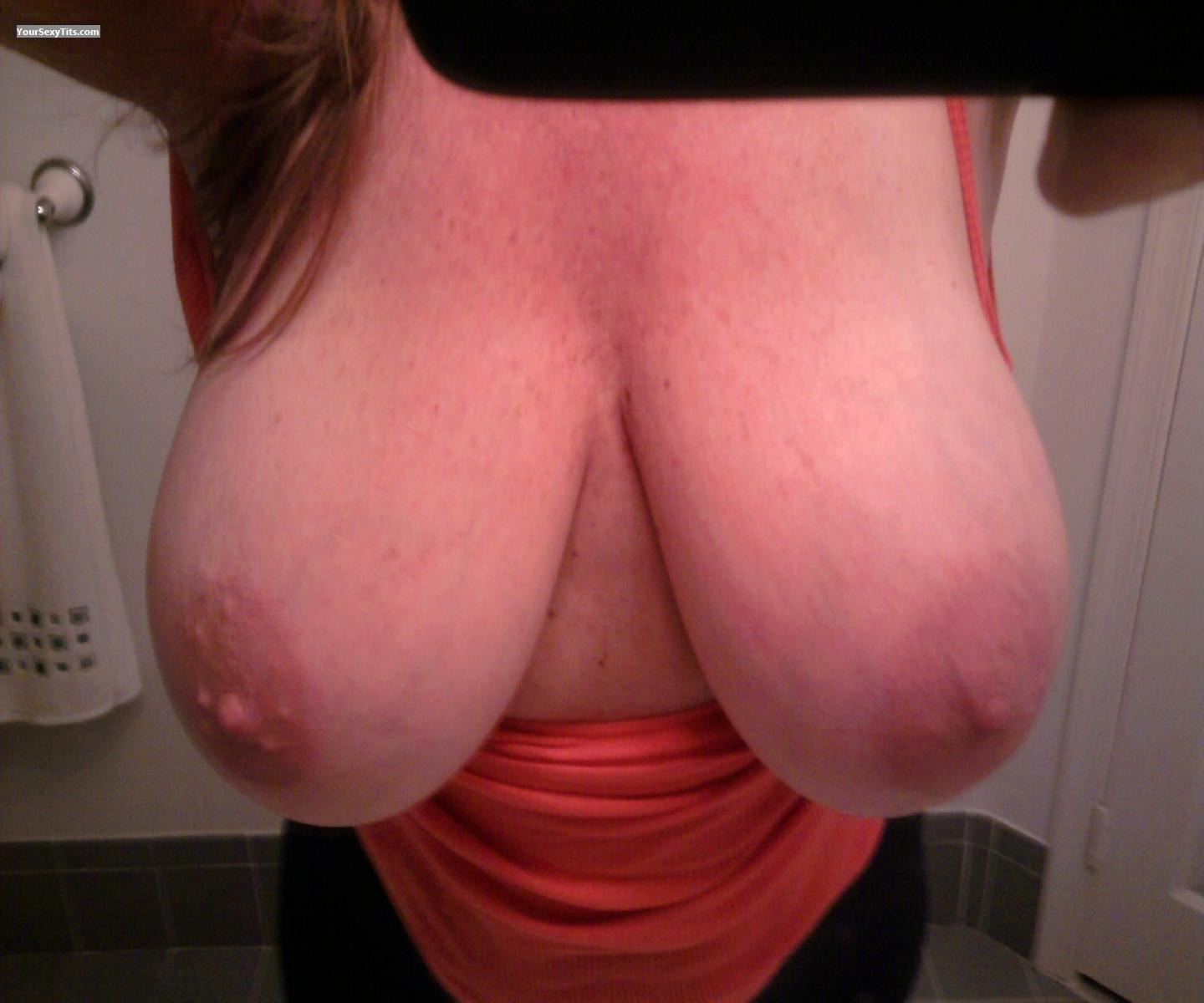 My Very big Tits Selfie by Paula