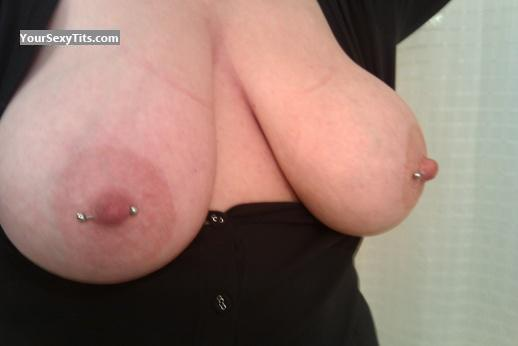 Very big Tits Of My Wife Selfie by Ssof64